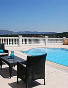 Relax by the pool - Villa Christina